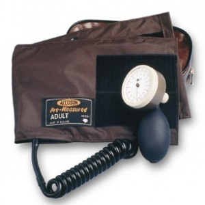 ACCOSON LIMPET HAND-HELD ANEROID BP SET