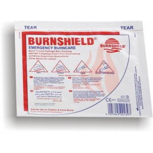BURN DRESSING SHEET