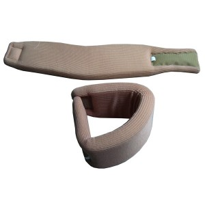 CERVICAL COLLAR SOFT FOAM PADDED