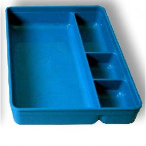 COMPARTMENT TRAY / DRESSING TRAY