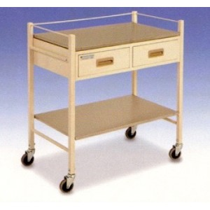 DRESSING TROLLEY 2 DRAWERS