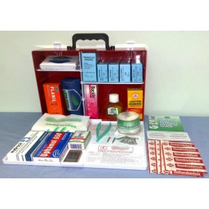 Strong Plastic ABS Range of First Aid Kit